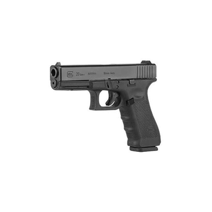 Glock 20 Gen 4 10mm 15 Rd 3 Mags
