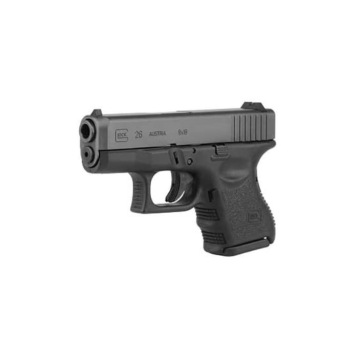 Glock 26 Gen 3 9mm