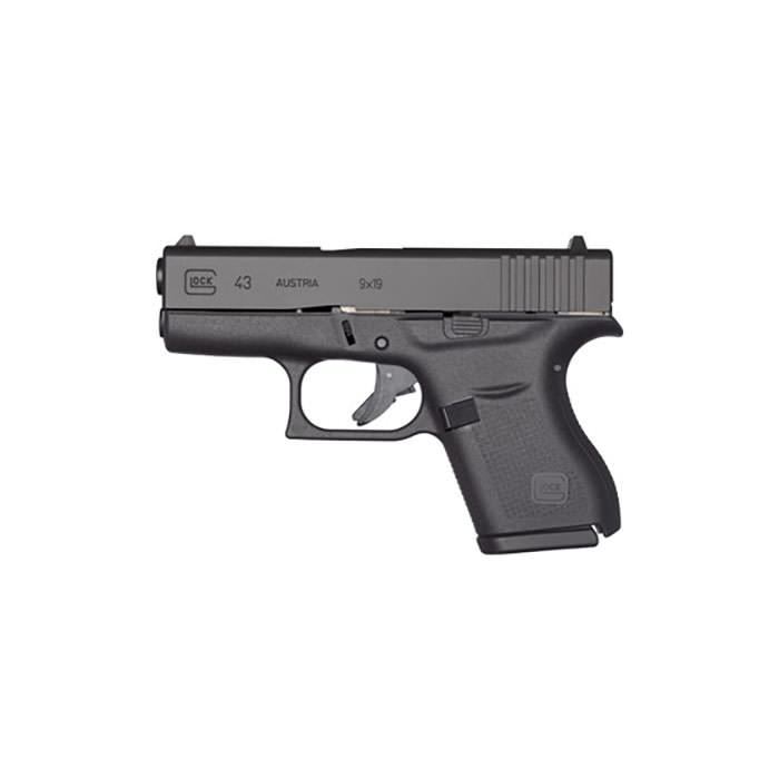 Glock 43 9mm Black