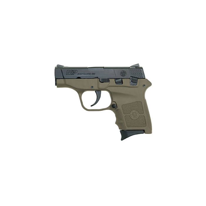 Smith & Wesson Bodyguard .380 FDE