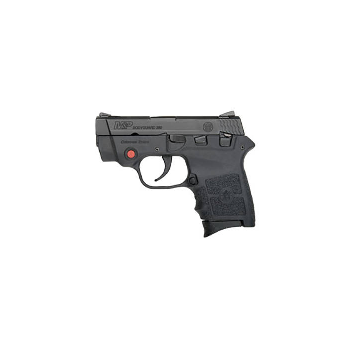 Smith & Wesson Bodyguard 380 W/Crimson Trace Laser