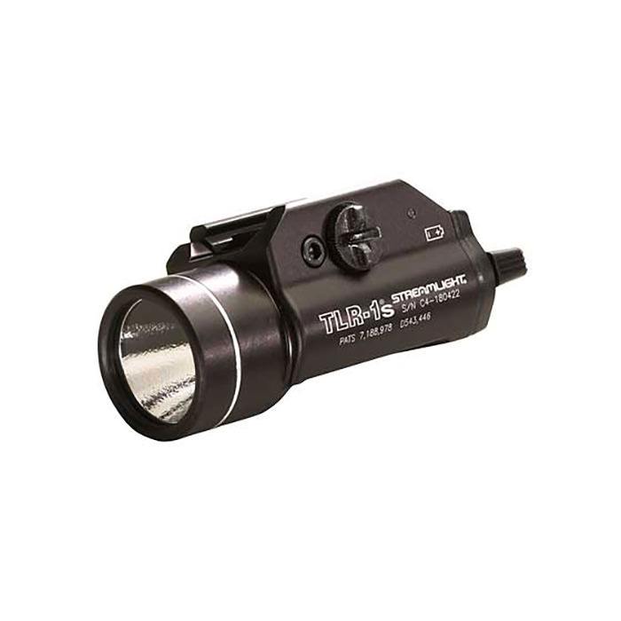 Streamlight TLR-1 Strobe 300 Lumens Black