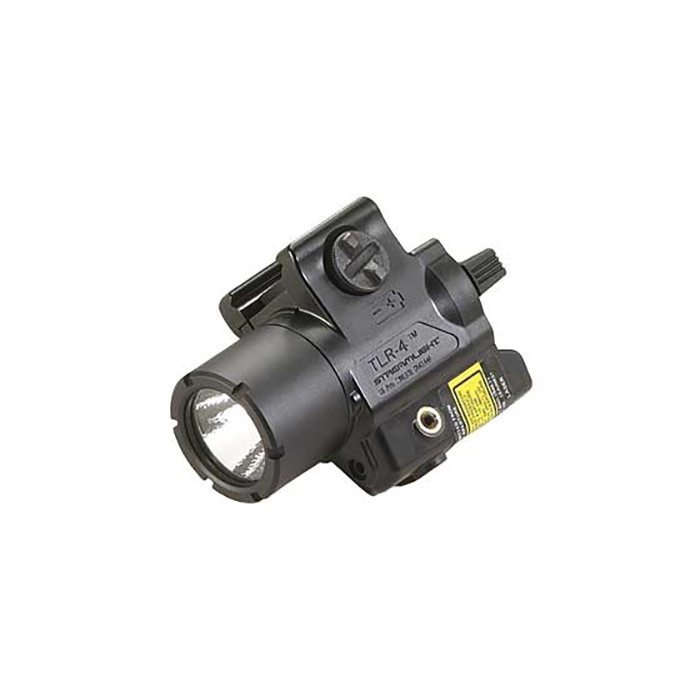 Streamlight TLR-4 Tactical Laser/Light Black