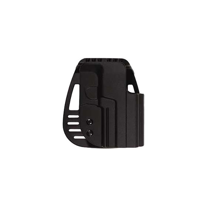 Uncle Mike's Kydex Paddle Holster 1911 Up To 5″ RH