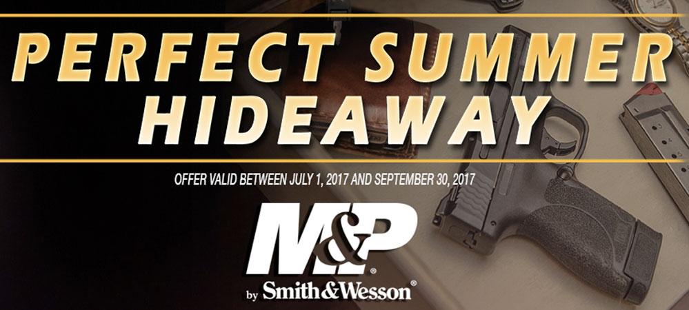 M&P Summer Hideaway